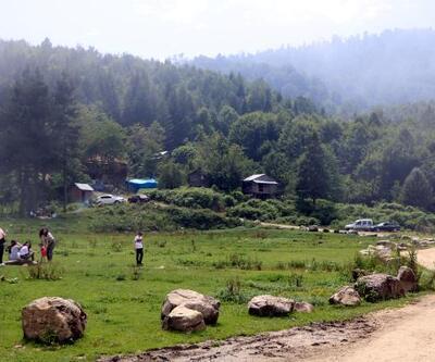 Batı Karadeniz'in doğa cennetine, pandemi döneminde akın