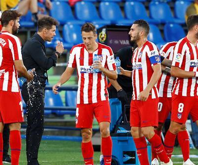 Atletico Madrid'de koronavirüs alarmı!
