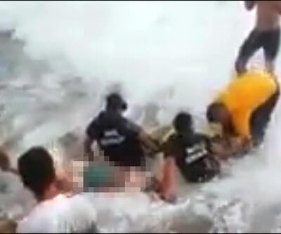 Dün Mersin'de denize girmişti... Cesedi Antalya'dan çıktı