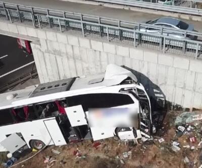 Otobüs neden yoldan çıktı?