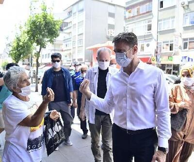 İşyeri sahipleri maske, mesafe ve hijyen denetimlerinden memnun