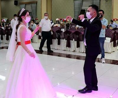 Tavşanlı'da düğün, nikah, nişan organizasyonları yasaklandı