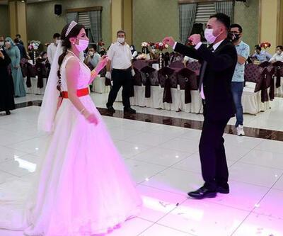 Bir ilçede düğünler yasaklandı