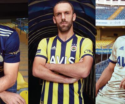 Fenerbahçe'nin yeni sezon formaları satışa çıktı