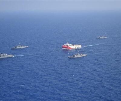 Fransız savaş uçakları Doğu Akdeniz'de uçtu