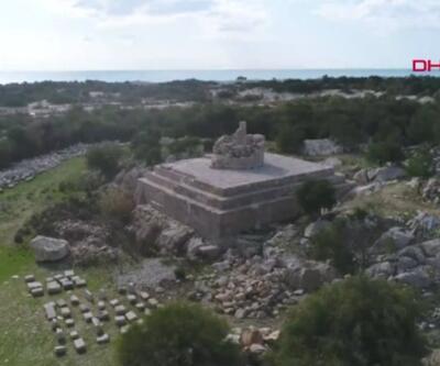 Dünyanın en eski deniz fenerine restorasyon   Video