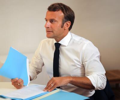Macron'dan Doğu Akdeniz'de Türkiye karşıtı adım