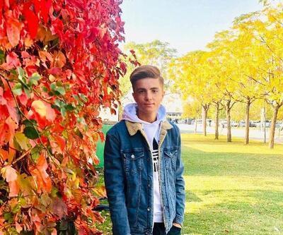 Son dakika... Denizde kaybolan 17 yaşındaki Mehmet'in son görüntüsü