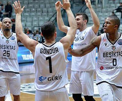 Beşiktaş FIBA Avrupa Kupası'nda mücadele edecek