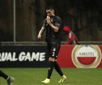 Enzo Roco'nun sözleşmesi feshediliyor