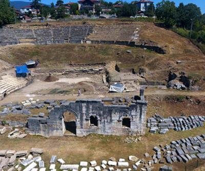 'Batı Karadeniz'in Efes'i' gün yüzüne çıkıyor