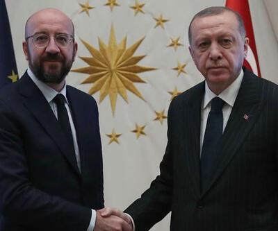 Erdoğan'dan Doğu Akdeniz için kritik görüşme
