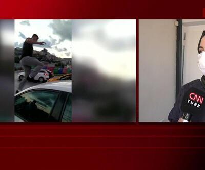 Son Dakika! Saldırıya uğrayan kadın sürücü CNN TÜRK'e konuştu   Video