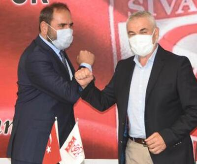 Son dakika... Sivasspor Rıza Çalımbay'la sözleşme uzattı