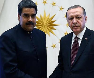 Son dakika haberi: Cumhurbaşkanı Erdoğan, Maduro ile telefonda görüştü