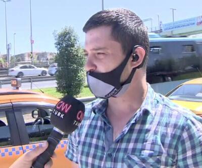 Silahlı 2 kişi taksi şoförünü tehdit etti, suçüstü yakalandı | Video