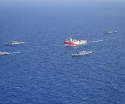 Dışişleri Bakanlığı'ndan AB'ye ''Doğu Akdeniz'' yanıtı