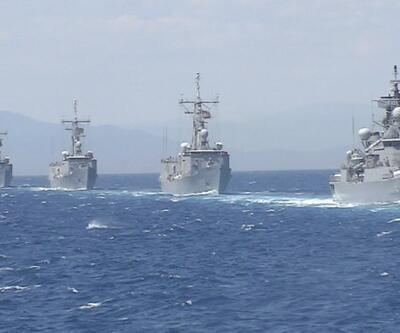 Akdeniz'de deniz alanı tartışması! İşte Yunanistan'ı yalanlayan dört örnek | Video