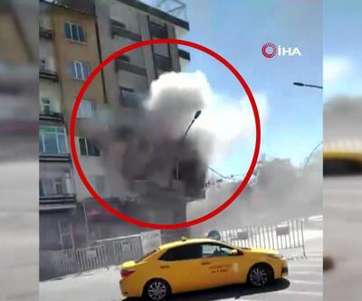Son Dakika Haberi: Malatya'da bina böyle çöktü | Video