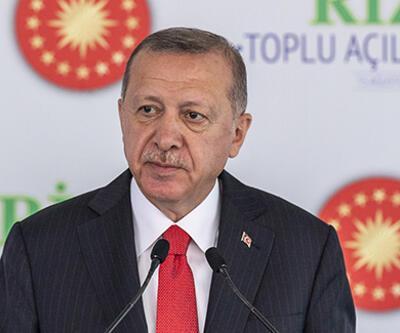 Son dakika... Cumhurbaşkanı Erdoğan: Eninde sonunda gerçek yüzlerini göstereceklerdir | Video