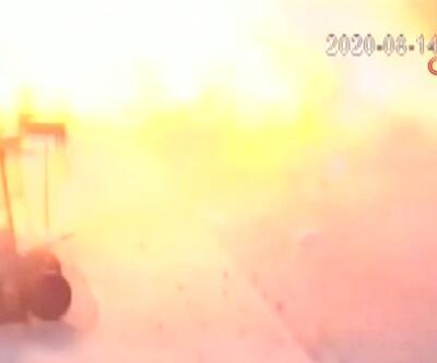 Artvin'de lokantada patlama   Video