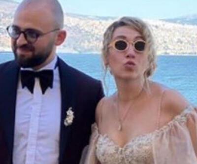 Oyuncu Gözde Çığacı ile Tümer Gülümserler evlendi