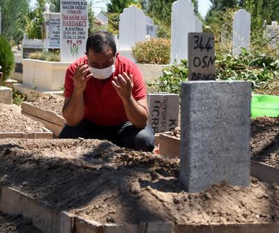 Koronavirüsten ölen kadının oğlu: Kendimi hiç bu kadar çaresiz hissetmedim