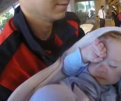 Son Dakika! Ege bebeği hastaneye 'Yunuslar' yetiştirdi | Video