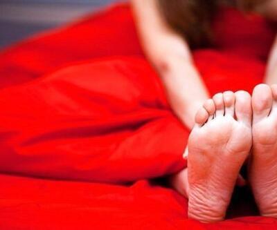 Huzursuz bacak sendromu uyku bozukluğuna neden oluyor