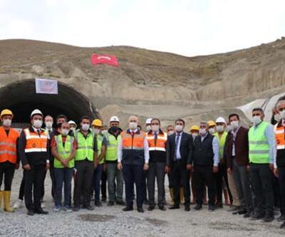 Bakan Karaismailoğlu müjdeyi verdi: 2022'ye girmeden bitireceğiz