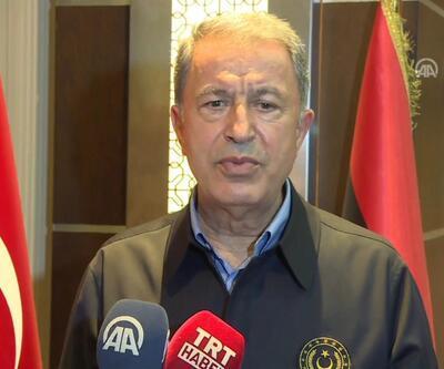 """Son Dakika Haberleri: """"Biz Libya'da doğru taraftayız""""   Video"""