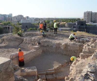 Diyarbakır'daki 8 bin yıllık Amida Höyük'te kazı çalışmalarına başlandı