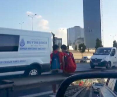 TEM'de kazaya davetiye çıkardılar | Video