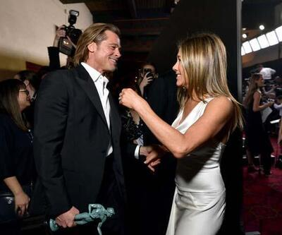 Jennifer Aniston ve Brad Pitt boşandıktan 15 yıl sonra aynı projede