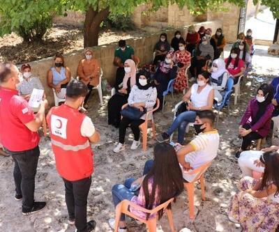 Mardin'de kadınlara sosyal beceri eğitimi