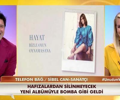 """""""Sibel Can, 10 şarkılık albümü """"Hayat""""ı sevenleriyle buluşturdu!"""""""