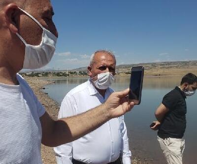 Kalecik Barajı'na 5 bin sazan balığı bırakıldı