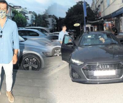 Emre Belözoğlu'nun garajında servet yatıyor
