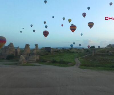 Son Dakika Haberleri: Balon turları başlıyor   Video