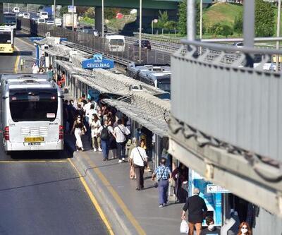 """Son dakika.. İstanbul'da toplu ulaşım kullananlarda ciddi artış; """"Bazı tedbirler almamız lazım"""""""