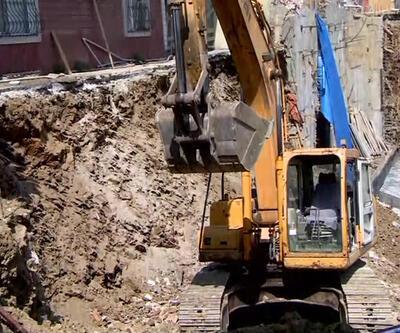 Son dakika... Gaziosmanpaşa'daki binanın çökme riski var mı?