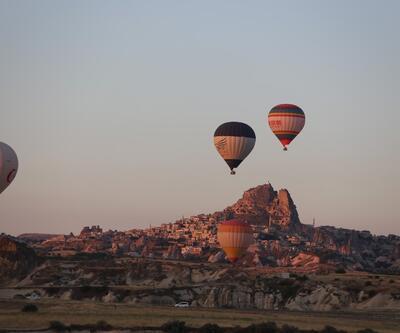 Kapadokya'da 5 aylık balon hasreti sona erdi