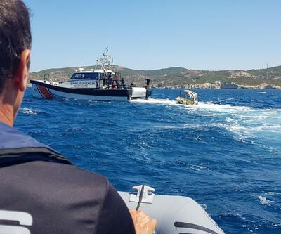 Son dakika... Foça'da 4 kişinin öldüğü, kayıp Sarp'ın arandığı faciada tekneye ulaşıldı