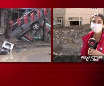 Son dakika! Giresun'daki sel felaketi sonrası son durum ne? | Video