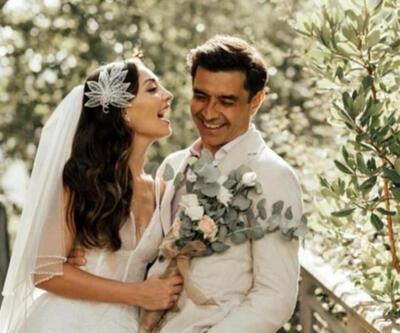 Cansel Elçin ile Zeynep Tuğçe Bayat evlendi