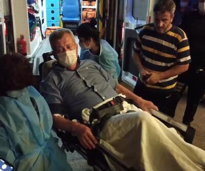 Son Dakika: Eski belediye başkanına saldırı! | Video