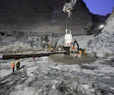 Son dakika... Yusufeli Barajı inşaatında koronavirüs vakaları arttı