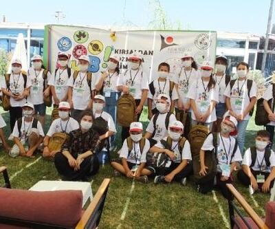 Burhaniye'de, 'Kırsaldan Kozmosa Bilim' projesi başladı