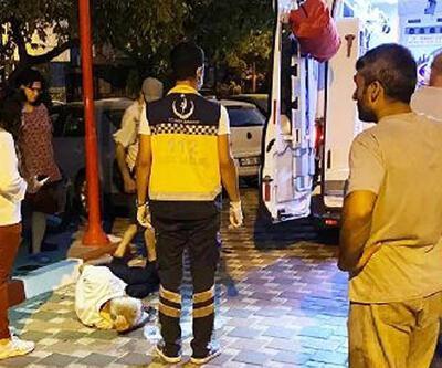 Manisa'da iki motosiklet çarpıştı: 2 yaralı