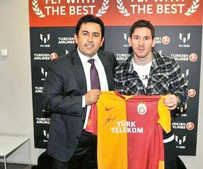 """Messi'yi Galatasaray'a transfer edelim"""